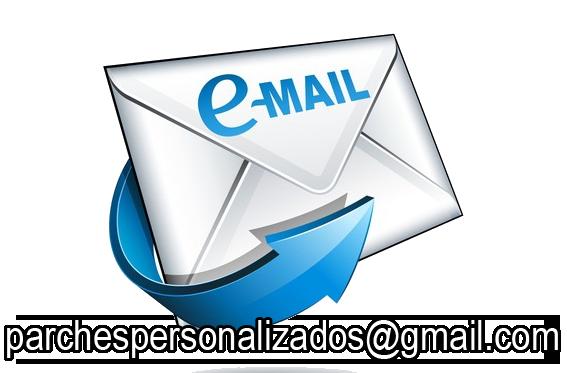parchespersonalizados@gmail.com