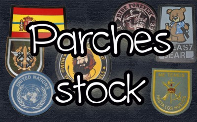 Parches stock